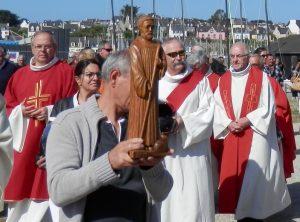 Statue de Camaret