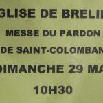 Le pardon Saint Colomban