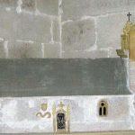 Maquette de la chapelle