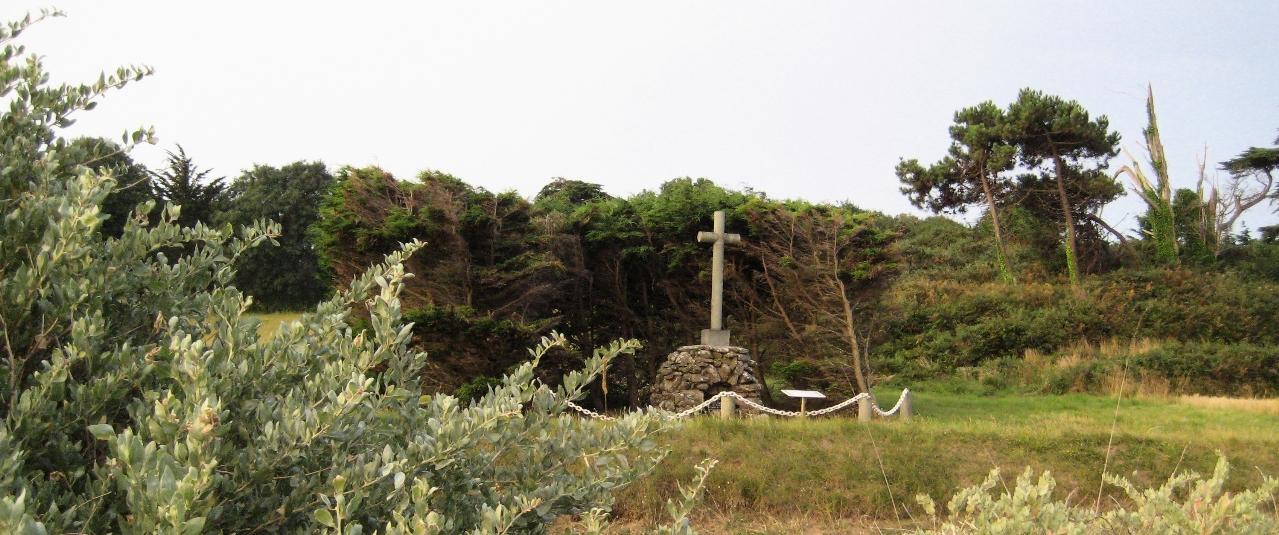La croix du Guesclin