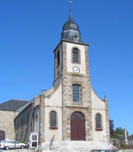 Eglise de Saint-Coulomb