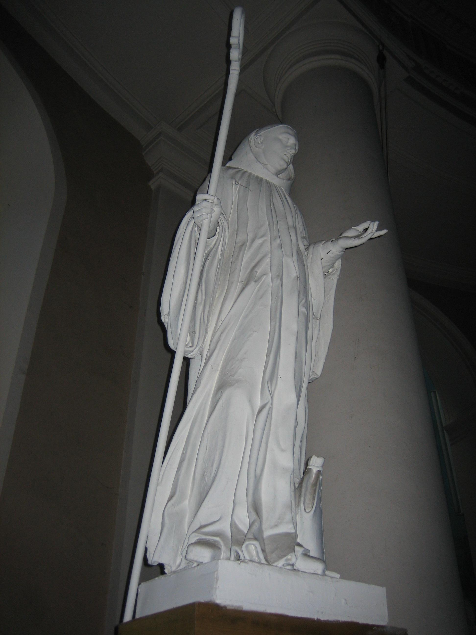 Statue du choeur