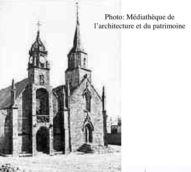 Locmine-eglise-archive