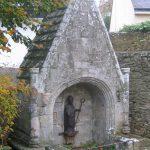La fontaine Saint Colomban