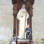 Statue du pélerin