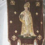 Première banniere de Saint Colomban