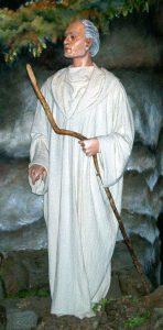 statue de Colomban à Navan